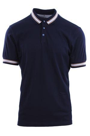 Polo in jersey di cotone CUCINELLI | 2 | M0T610778CW703
