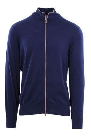 Cardigan full zip in cotone leggero CUCINELLI | -161048383 | M2900106CC529