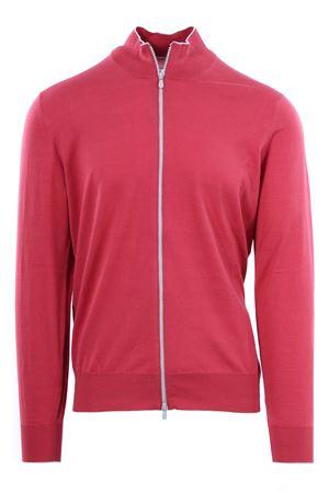 Cardigan full zip in cotone leggero CUCINELLI | -161048383 | M2900106CE233