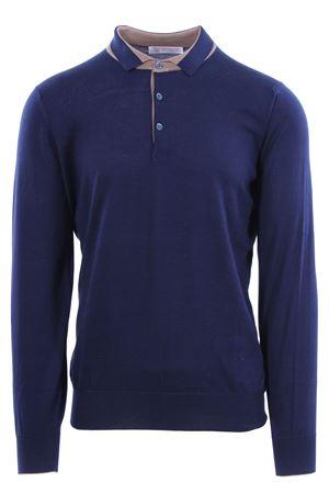 Polo maglia in cotone CUCINELLI | 2 | M29800115CC529