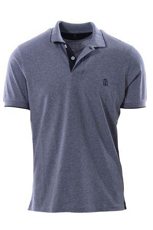 Polo in jersey di cotone CUCINELLI | 2 | MOT619759GCD235