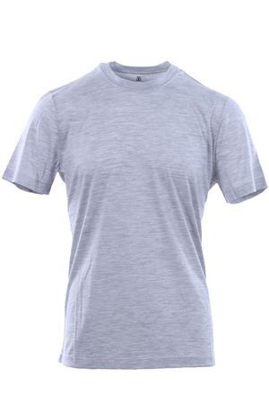 T-shirt in seta e cotone CUCINELLI   8   MTS461308C570