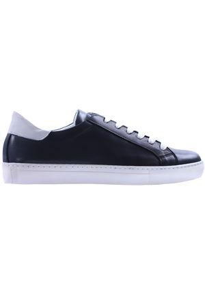 Sneaker in pelle DI MELLA | 20000049 | TW492BLU