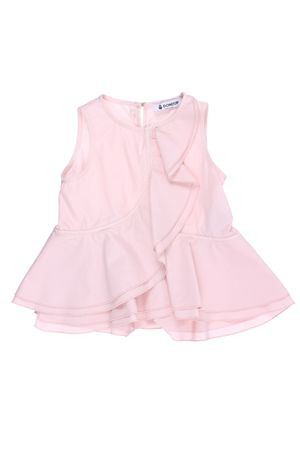Camicia giromanica in cotone DONDUP | 5032279 | DFCA28CA220RD1020516