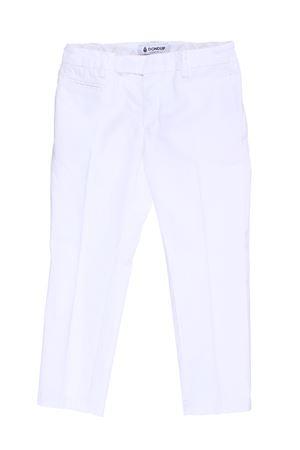 Pantalone Aslan in cotone DONDUP | 5032272 | DFPA14CE01RD1020514