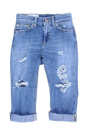 Jeans Paige con rotture DONDUP | 24 | DFPA25DF159GRD021014B
