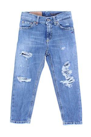 Jeans brighton in cotone DONDUP | 24 | DMPA406DF159BRD021014B