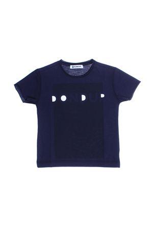 T-shirt taglio vivo DONDUP | 8 | DMTS17JE134R0200095