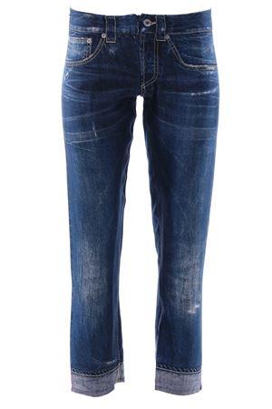 Pantaloni echinacea in seta DONDUP   5032272   DP063SF586CXXXUNI