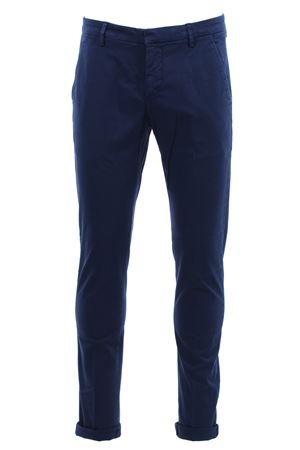 Pantalone gaubert in cotone piquet DONDUP | 5032272 | UP235AS040UPTO897