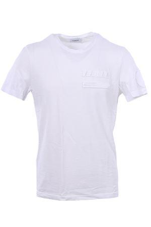 T-shirt Cosmin con applicazioni DONDUP | 8 | US208JF195U113000