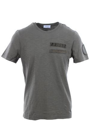 T-shirt Cosmin con applicazioni DONDUP | 8 | US208JF195U113640