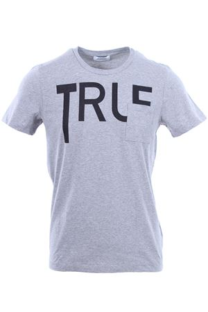 T-shirt ombra con taschino DONDUP | 8 | US229JS125UD95902