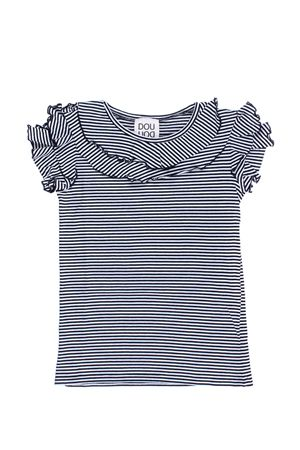 T-shirt manica corta rigata DOU DOU | 8 | 108084901