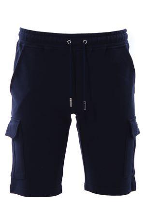 Shorts jogging cargo in piquet di cotone ELEVENTY | 30 | 979FE0157FEL2500111