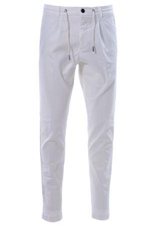 Pantaloni jogging in bull di cotone ELEVENTY | 5032272 | 979PA0216PAN2501700