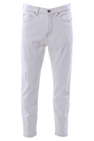 Pantalone cinque tasche in cotone ELEVENTY | 5032272 | 979PA0235PAN2400300