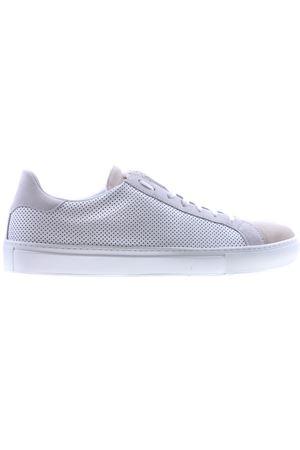 Sneakers in pelle traforata e camoscio ELEVENTY | 20000049 | 979SR0130SCA2500600
