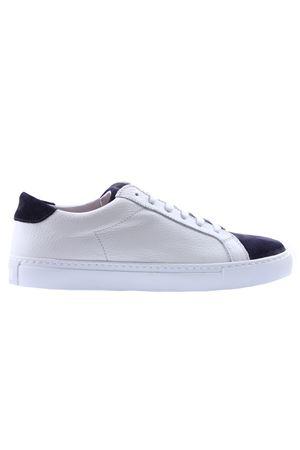 Sneakers in pelle e camoscio ELEVENTY | 20000049 | 979SR0146SCA2501711