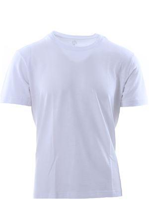 T-shirt girocollo in cotone ELEVENTY | 8 | 979TS0050TSH2500101