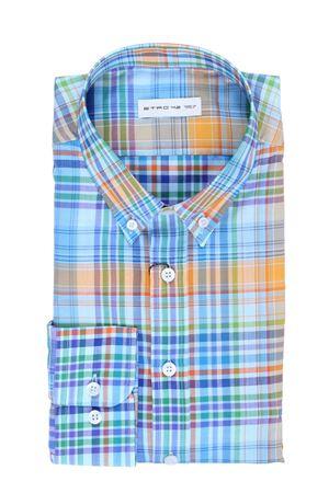 Camicia mandy in cotone check ETRO | 5032279 | 138646028201