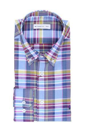 Camicia mandy in cotone check ETRO | 5032279 | 138646042400