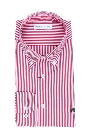 Camicia mandy in cotone a righe ETRO | 5032279 | 138646550600