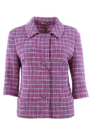 Giacca con collo camicia in cotone ETRO | 5032284 | 175971525400