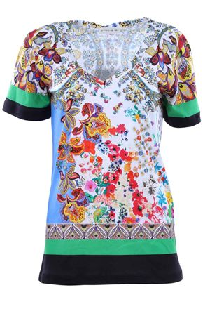 T-shirt in cotone ETRO | 8 | 180019489990