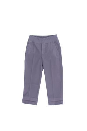 Pantalone capri in cotone EUROPEAN CULTURE | 5032272 | 058067001633