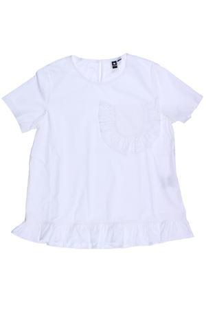 T-shirt manica corta in cotone EUROPEAN CULTURE | 8 | 376032120101