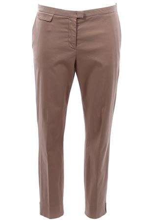 Pantaloni a sigaretta in cotone FABIANA FILIPPI | 5032272 | PG72318DERUTAK3151177