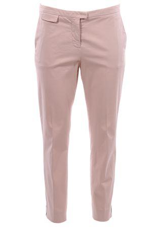 Pantaloni a sigaretta in cotone FABIANA FILIPPI | 5032272 | PG72318DERUTAK3152117
