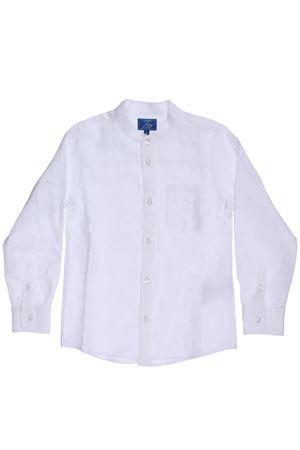 Camicia in lino FAY | 5032279 | NDGA136746LPHYB001