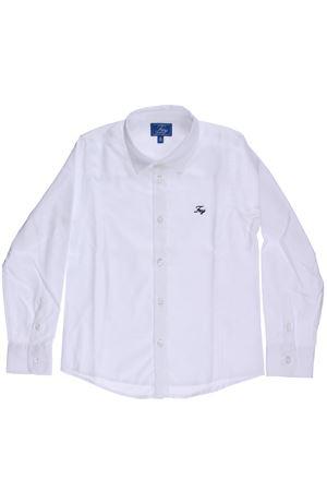 Camicia in cotone FAY | 5032279 | NDGA136748LLPHB001