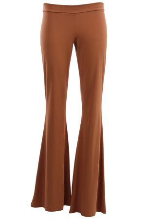 Pantaloni a zampa in jersey FISICO   5032272   P8FCN03M0CIGAR
