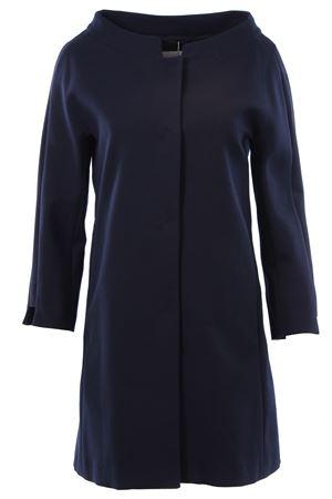 cappotto in cotone con collo alla coreana HERNO | 5032278 | GC0171D121639200