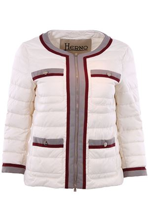 Chanel jacket with contrasting colour trim