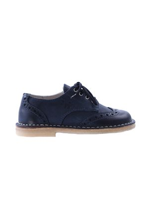 Leather icarus shoes