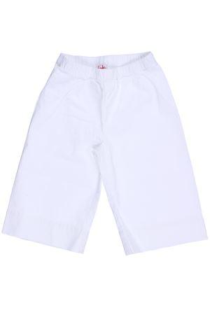 Pantalone capri in cotone IL GUFO | 5032272 | P18PR013C6002010