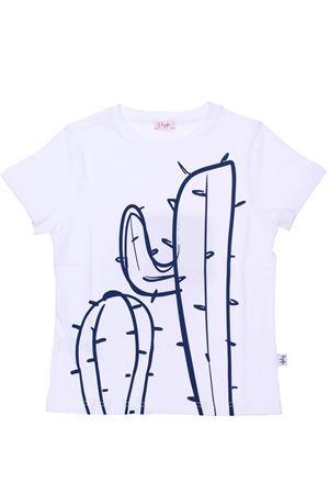 T-shirt con stampa IL GUFO | 8 | P18TS06CM00140149