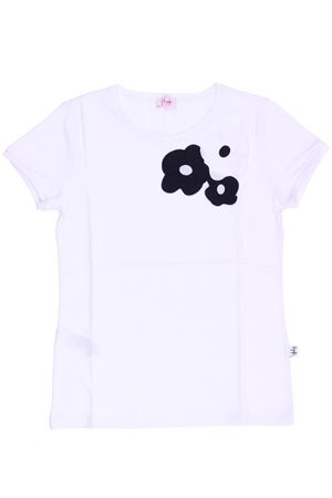 T-shirt in cotone con applicazioni IL GUFO | 8 | P18TS153M00320149