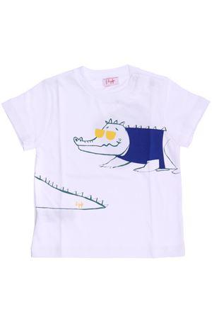 T-shirt manica corta in cotone IL GUFO | 8 | P18TS6A1M00140147