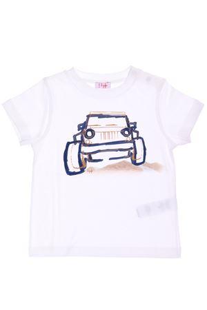 T-shirt manica corta con stampa IL GUFO | 8 | P18TS6J1M00141048
