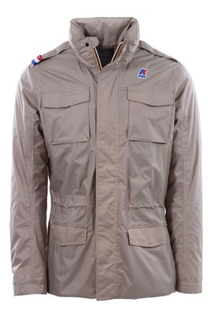 Field jacket manfield nylon jersey K-WAY | 5032285 | K007EA0B92