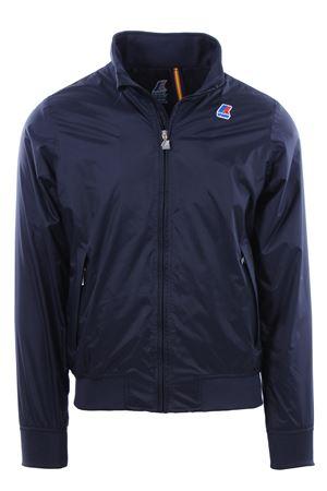 Bomber  jhonny nylon jersey K-WAY | 5032285 | K007PE0K89
