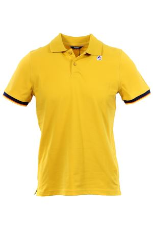 Polo vincent contrast in cotone K-WAY | 2 | K008J50109