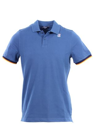 Polo vincent contrast in cotone K-WAY | 2 | K008J50Q09