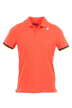 Polo vincent contrast in cotone K-WAY | 2 | K008J50XB0