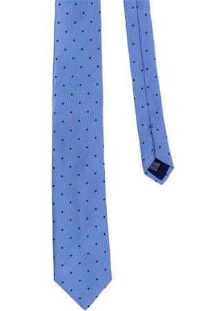 Cravatta in seta jacquard fantasia pois LA FERRIERE | 5032289 | NIZZA24242